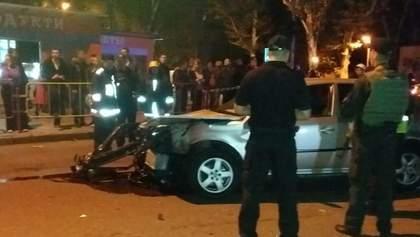Поліція спростувала інформацію про загибель третьої людини внаслідок ДТП на Фонтані у Одесі