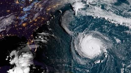 """Потужний ураган """"Флоренс"""" насувається на США: чому стихійне лихо настільки небезпечне"""