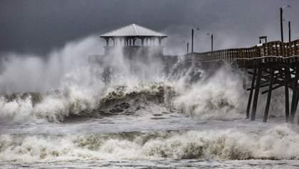 """Через ураган """"Флоренс"""" МЗС радить українцям не їхати до США"""