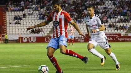 Клубы украинцев Зозули и Кравца встретились в Кубке Испании