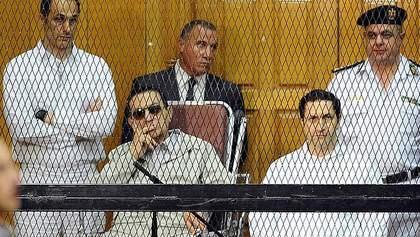 У Єгипті за корупцію арештували двох синів екс-президента