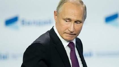 Нашу відповідь відчують всі, – Путін про збиття російського Іл-20 у Сирії