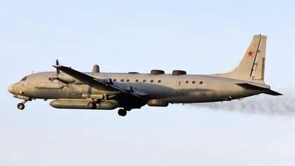 Сбитый русский ИЛ-20 – обыкновенное русское разгильдяйство