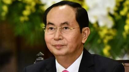 Президент В'єтнаму помер від рідкісного невиліковного вірусу