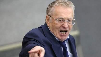 ГПУ відкриє справу проти скандального Жиріновського: відома суть