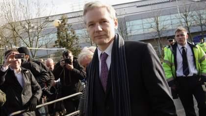Россия помогала планировать побег основателю Wikileaks Ассанжу