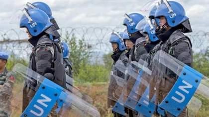 Когда на Донбассе появятся миротворцы ООН: Тука сделал заявление