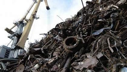 В порушення санкцій український металобрухт поставляється в Придністров'я
