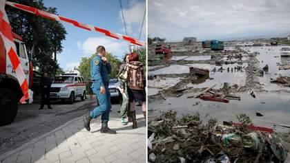 Главные новости 29 сентября: боевиков взорвали в Донецке, смертоносная стихия в Индонезии