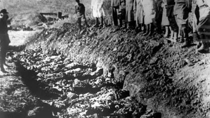 Жуткие факты об ужасной трагедии Бабьего Яра