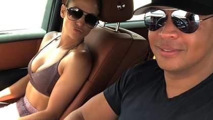 Алекс Родригес вспомнил о летнем отдыхе с Дженнифер Лопес: яркие фото