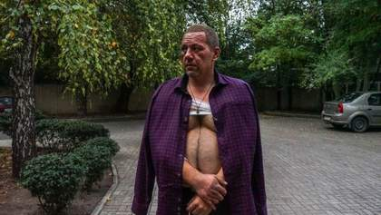 """Бойовики висунули свою версію щодо вибуху на з'їзді """"комуністів"""" у Донецьку"""