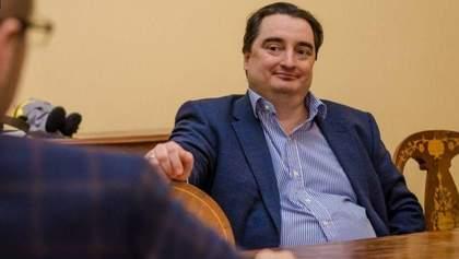 Гужва, який перебуває у розшуку, заявив, що отримав притулок в Австрії