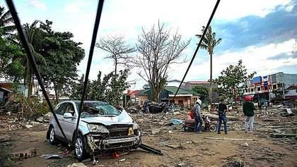 Землетрус в Індонезії: кількість жертв значно зросла