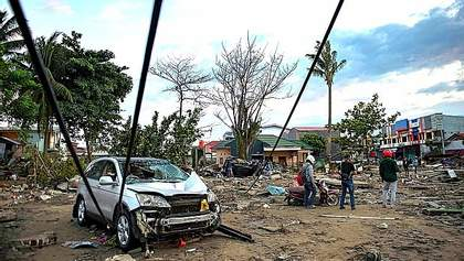 Землетрясение в Индонезии: число жертв значительно возросло