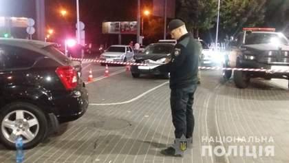 Ночная стрельба в Одессе: что известно о пострадавшем (исправлено, дополнено)