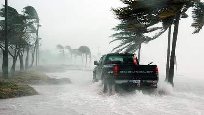 К США приближается опасный мощный шторм