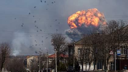 Как живет Балаклея после страшных взрывов на военных складах: видео