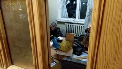 Координатор С14 связывает атаку на его квартиру со своей общественной деятельностью