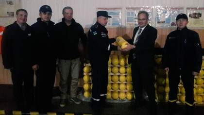 Німеччина надала Україні допомогу після пожежі на складі боєприпасів у Ічні