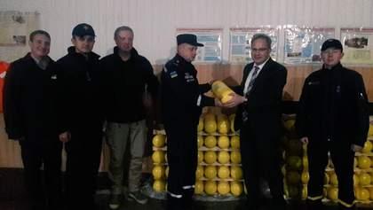 Германия предоставила Украине помощь после пожара на складе боеприпасов в Ичне