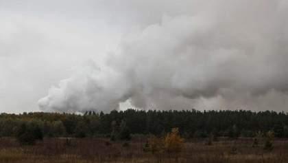 За годину під Ічнею пролунало 44 вибухи, місцевим надають психологічну допомогу