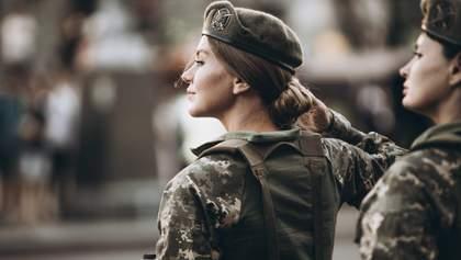 Сколько женщин в ВСУ являются участниками боевых действий на Донбассе