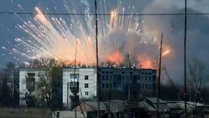 """Взрывы на военных складах: """"деньги выделяются – выводы не делаются"""""""