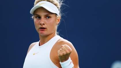 Теніс: Ястремська без проблем розібралась з екс-першою ракеткою світу