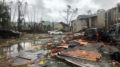 У США оцінили майнові збитки від урагану Майкл: сума вражає