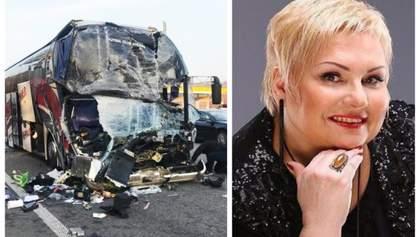 """Аварія з акторами """"Дизель Шоу"""": сьогодні суд обере запобіжний захід водію автобуса"""