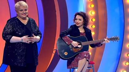"""Мережу зворушило відео, як зірки """"Дизель шоу"""" співають з Мариною Поплавською"""
