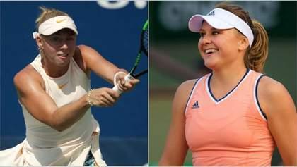 Українки Козлова та Лопатецька впевнено вийшли у чвертьфінал на турнірі в Канаді