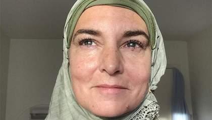 Ірландська співачка Шинейд О'Коннор прийняла іслам і змінила ім'я: несподівані подробиці