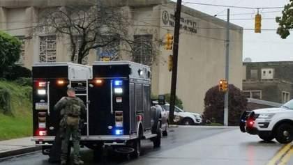 """""""Евреи должны умереть"""": известны детали стрельбы в синагоге в США"""