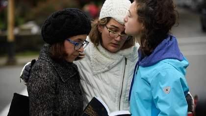 Стрельба в синагоге в Питтсбурге: число жертв возросло до 11 человек