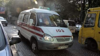 ДТП на гонках в Кривом Роге: новая информация о состоянии ребенка, пострадавшего больше всего