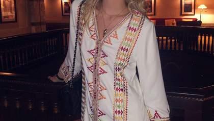 Популярная блогерша Кьяра Ферраньи примерила марокканский кафтан: яркие фото