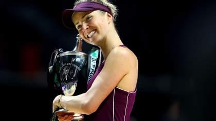 Свитолина – победительница Итогового турнира WTA: эмоциональные кадры победы