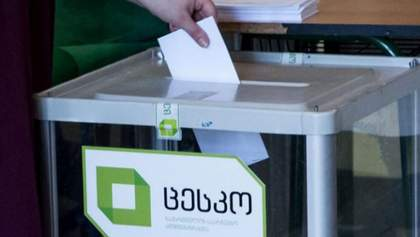 В Грузии пройдет второй тур президентских выборов