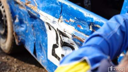 ДТП на гонках в Кривом Роге: известно о состоянии пострадавших детей