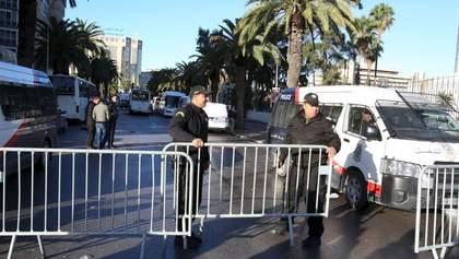 В Тунисе смертница устроила кровавый теракт: фото