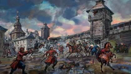 Батуринская трагедия: как московиты вырезали 15 тысяч мирных украинцев