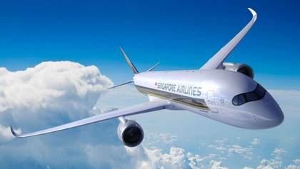 Літак Singapore Airlines повернувся в аеропорт після вильоту через технічні несправності