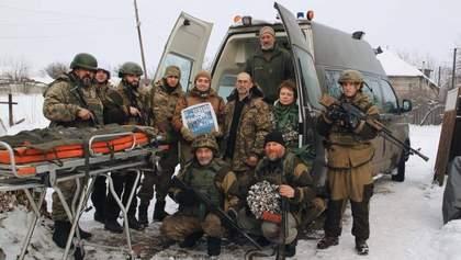 Сергей Жадан инициирует сбор средств для помощи медикам в прифронтовой зоне