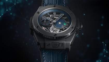 Швейцарці представили розкішний годинник, який можна купити тільки за  біткойни