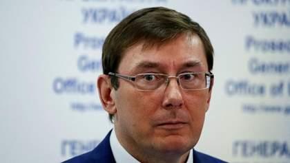 Может заниматься продажей дел старой власти, – Шабунин о расследовании относительно Луценко