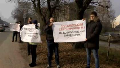 30 семей могут остаться без дома: на Киевщине дом с жильцами хотят продать на аукционе