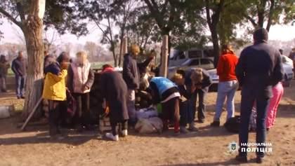 Під Одесою правоохоронці звільнили з рабства близько 100 людей