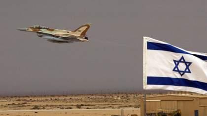 Ізраїль атакував штаб-квартиру військової розвідки ХАМАС у відповідь на обстріли